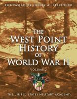The West Point History of World War II