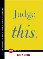 Judge This