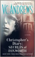 Christopher's Diary : Secrets of Foxsworth : A Novel