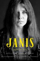 Media Cover for Janis: Her Life and Music