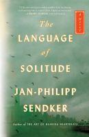 The Language of Solitude