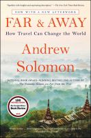 Far And Away: How Travel Can Change The World