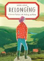 Cover of Belonging: A German Reckon
