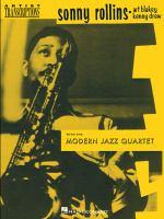 Sonny Rollins, Art Blakey, Kenny Drew with the Modern Jazz Quartet