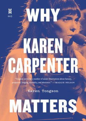 Why Karen Carpenter Matters(book-cover)
