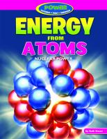 Energy From Atoms