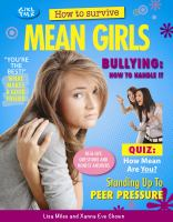 How to Survive Mean Girls