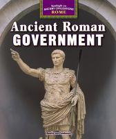 Ancient Roman Government