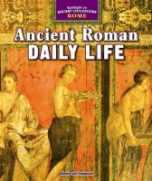 Ancient Roman Daily Life