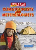 Climatologists and Meteorologists