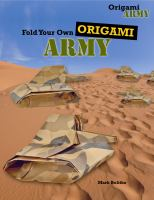 Fold your Own Origami Army