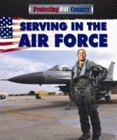 Serving in the Air Force