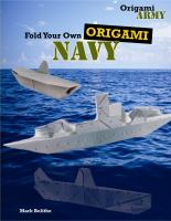 Fold your Own Origami Navy