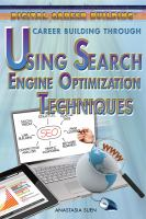 Career Building Through Using Search Engine Optimization Techniques