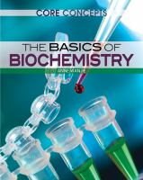 The Basics of Biochemistry