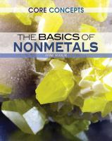 The Basics of Nonmetals