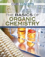 The Basics of Organic Chemistry