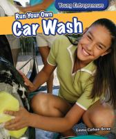 Run your Own Car Wash