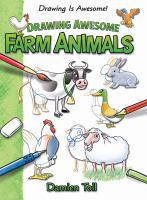 Drawing Awesome Farm Animals