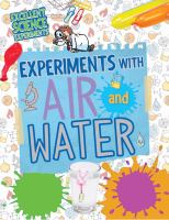 Experiments With Air and Water