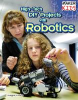 Image: High-tech DIY Projects With Robotics
