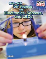 Image: High-tech DIY Projects With Electronics, Sensors, and LEDs