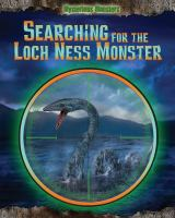 Searching for the Loch Ness Monster