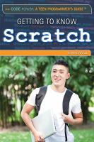 Getting to Know Scratch