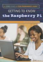 Getting to Know the Raspberry Pi