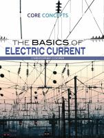 The Basics of Electric Current