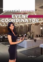 A Career as An Event Coordinator