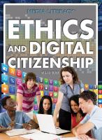 Ethics and Digital Citizenship