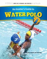 An Insider's Guide to Water Polo