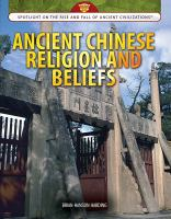 Ancient Chinese Religion and Beliefs