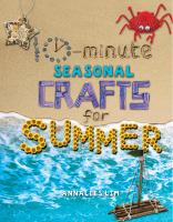 10-minute Seasonal Crafts for Summer