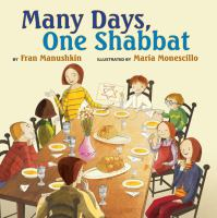 Many Days, One Shabbat