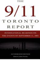 The 9/11 Toronto Report