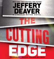 The Cutting Edge (CD)