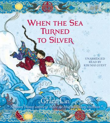 When the Sea Turned to Silver book jacket
