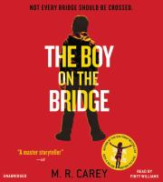 Media Cover for Boy on the Bridge [sound recording (CD)]