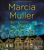 The Color Of Fear (book On Cd, Unabr)