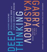 Media Cover for Deep Thinking : The Human Future of Artificial Intelligence [sound recording (CD)]