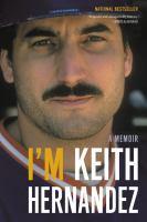 I'm Keith Hernandez