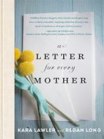 Image: A Letter for Every Mother