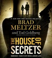 The house of secrets [sound recording]