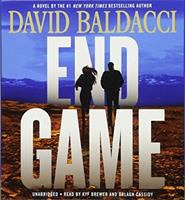 END GAME [audiobook Cd]