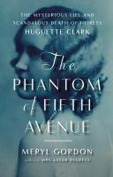 Phantom Of Fifth Avenue, The