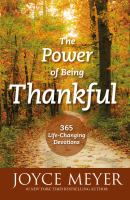 Power Of Being Thankful, The