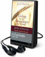 Living in the Abundance of God