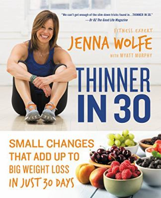 Cover image for Thinner in 30